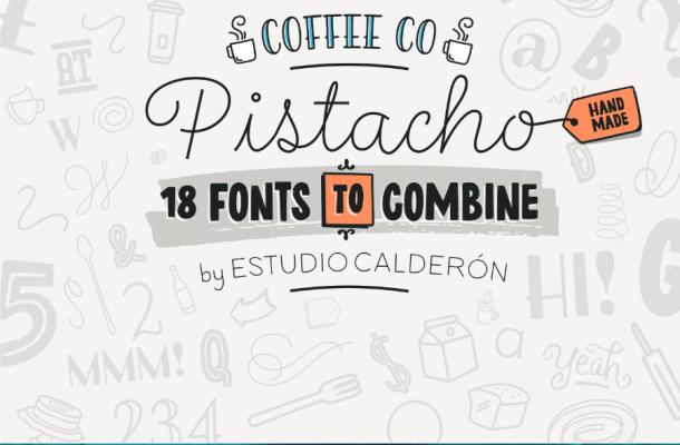 Pistachio Sans Free Font Family