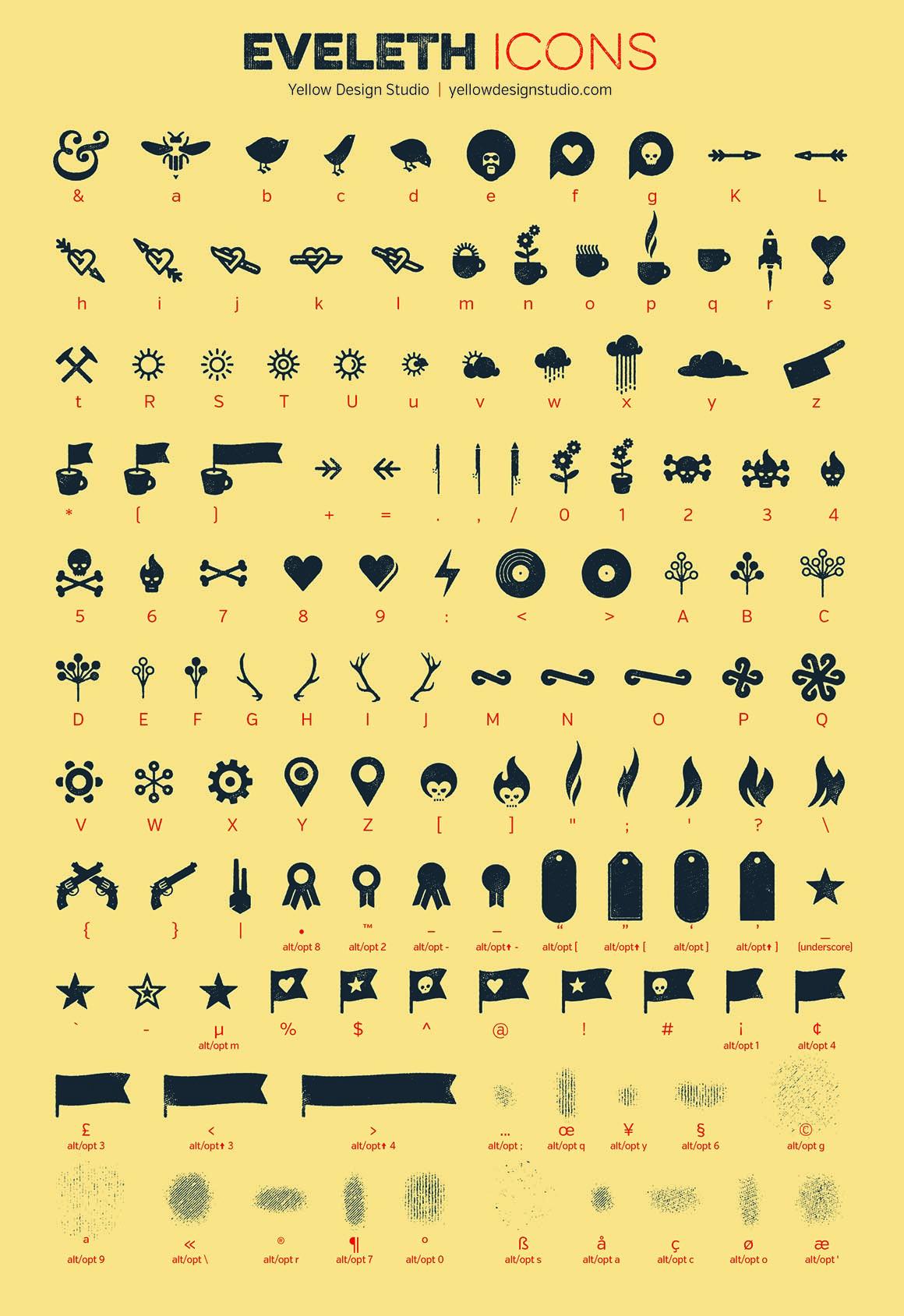 eleventh font 3