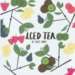 Iced Tea Free Handlettered Font