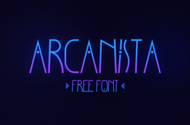 Arcanista Font Free