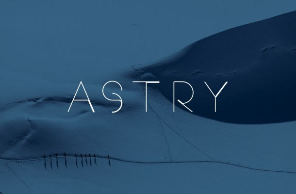 Astry Free Font