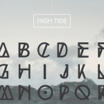 High Tide Free Font Family