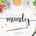 Little Mandy Free Font