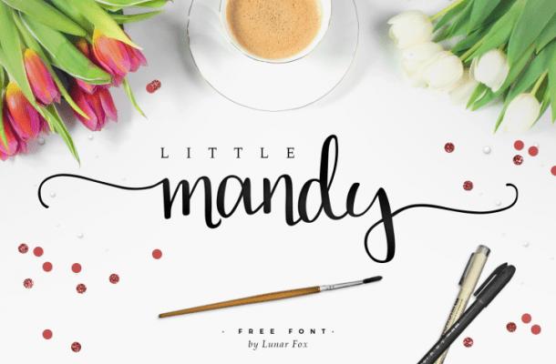 Little Mandy Free Font