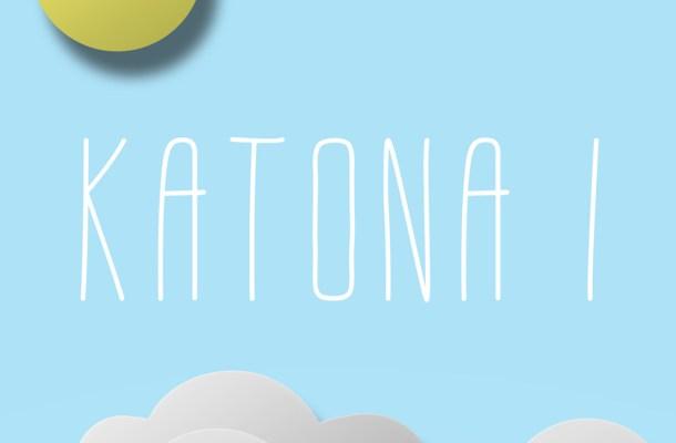 Katona I Free Font