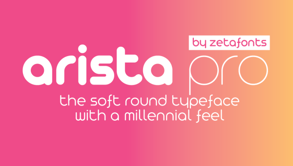 Arista Pro Free Font Family