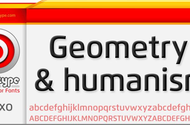 Flexo Free Font