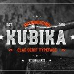 Kubika Free Font Family