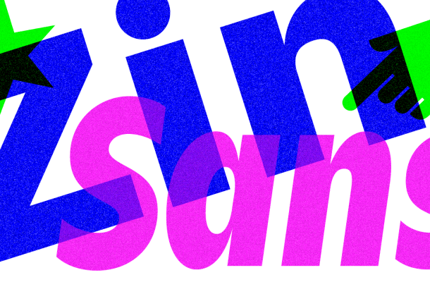 Zin Sans Font Family Free