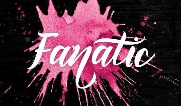 Fanatic Free Handwritten Typeface