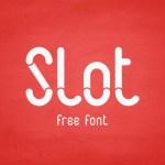 Slot Free Font