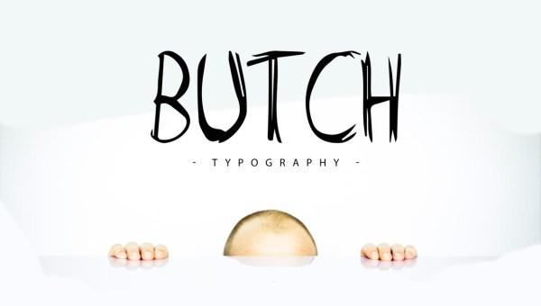 Butch Font Free