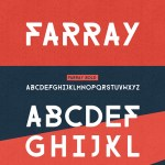 Farray Free Font