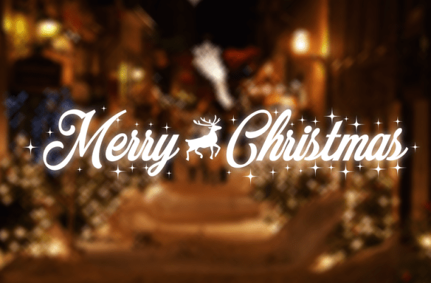 Merry Christmas Free Font
