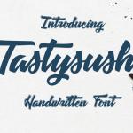 Tastysushi Font Free