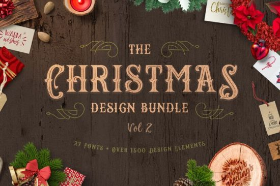 Christmas-Design-Bundle-Vol-II