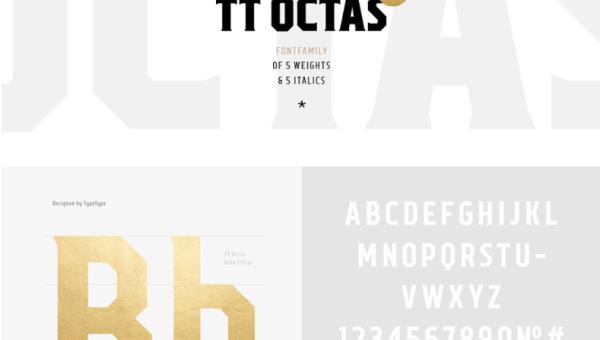Octas Font Free