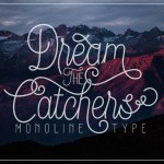 Dream Catchers Font Free
