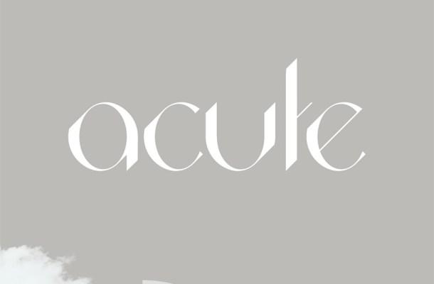 Acute Font Free