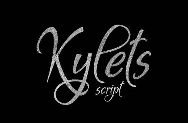 Kylets Script Font
