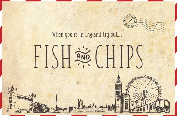 Fish and Chips Serif Font Free