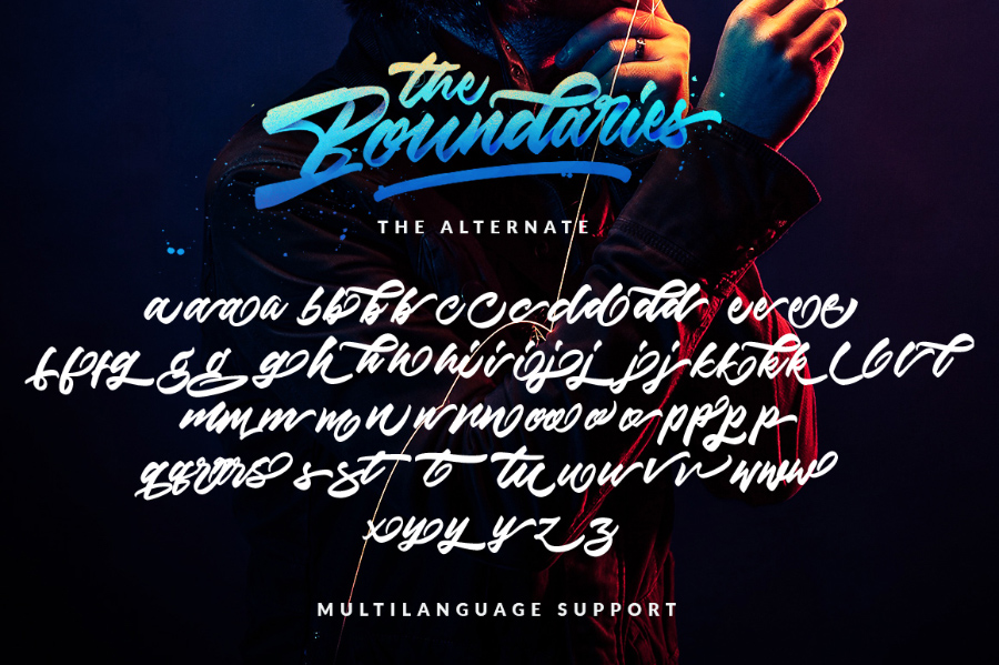 Dirtyline-Studio_The-Boundaries-script-Free-Demo_220617_prev07