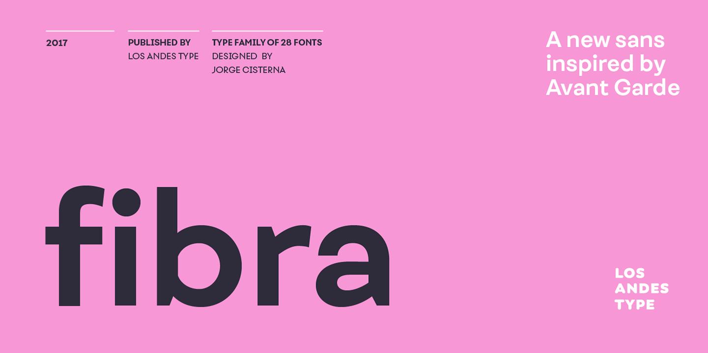 Fibra Font Download