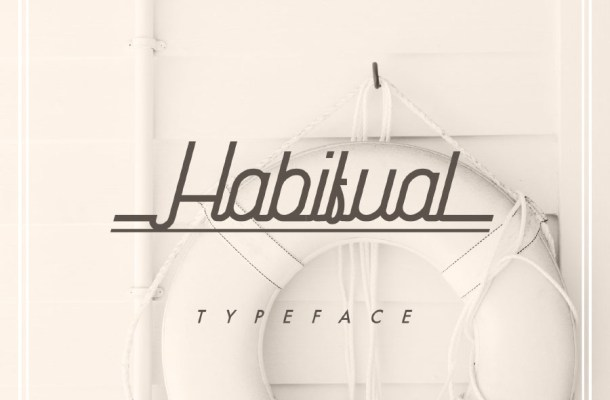 Habitual Digital Handwriting Free Font