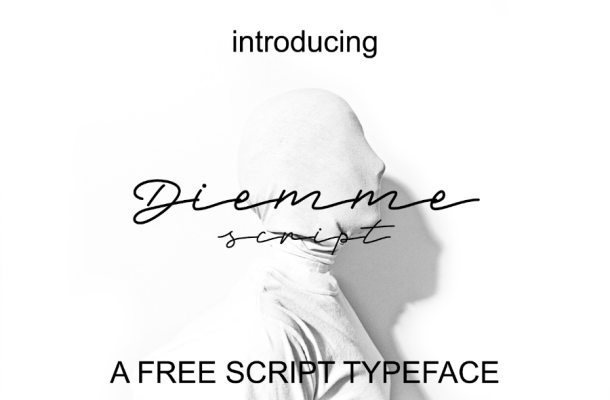 Diemme Script Free Font