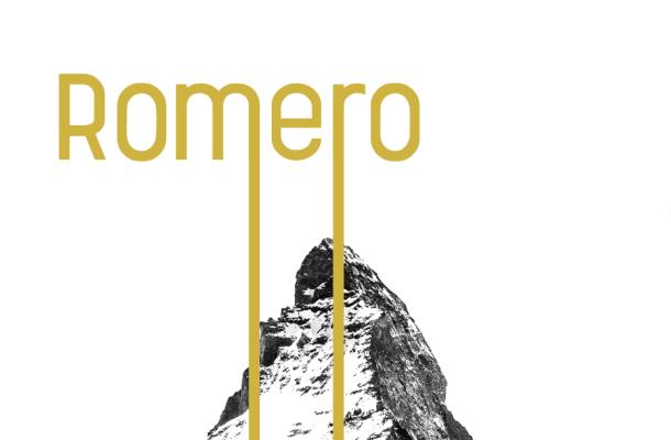 Romero Regular Font
