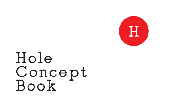 Hole Slab Free Font
