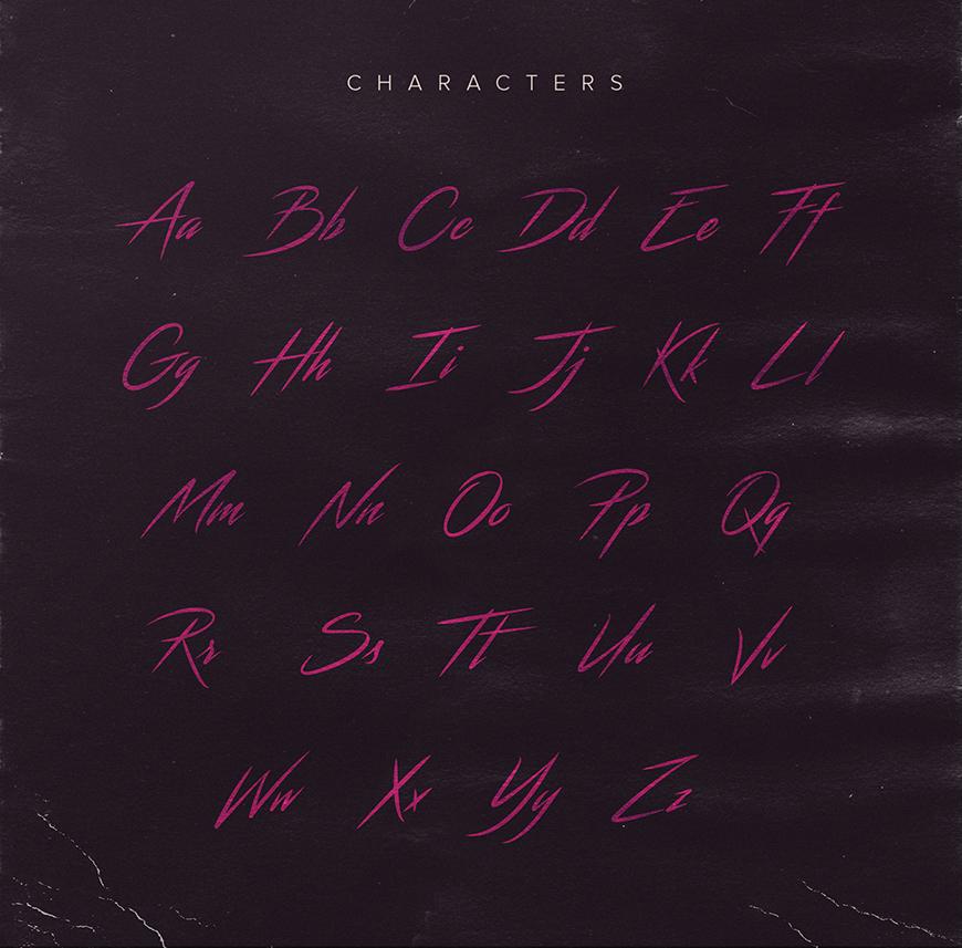 Streamster Script Font 3