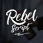 Rebel Script Free Font