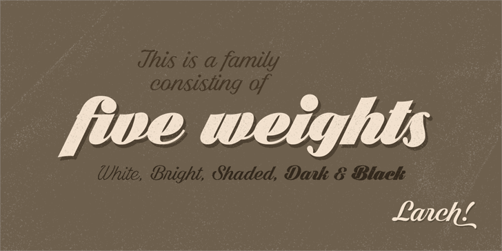 shaded-larch-font-6