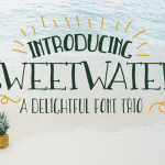 Sweet Water Free Font