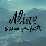 Aline Brush Font