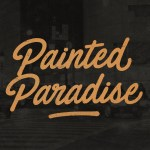 Painted Paradise Font