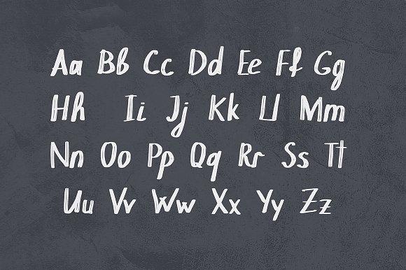 chokle-font