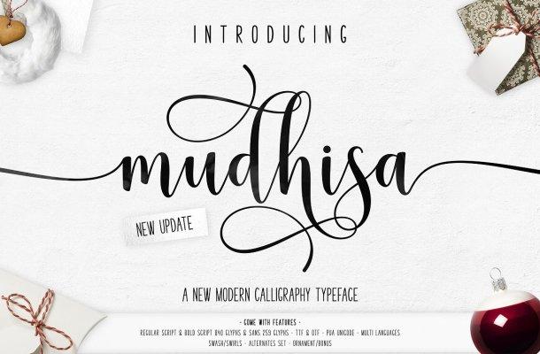 Mudhisa Font