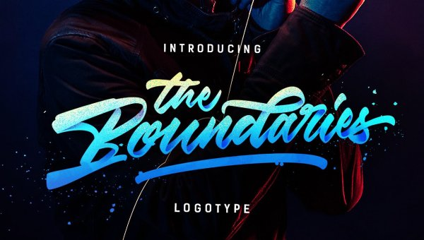 The Boundaries Logotype