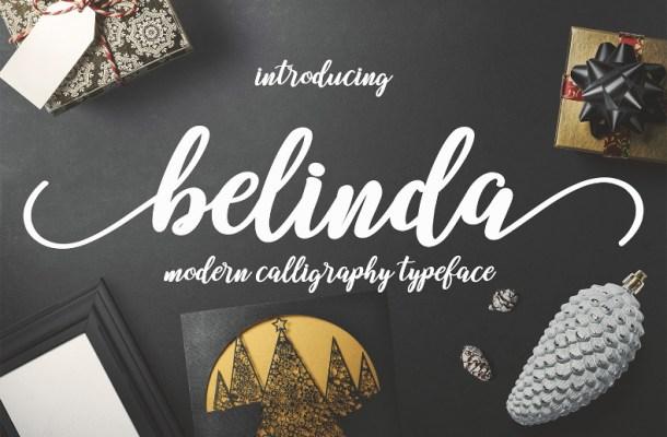 Belinda Script Font