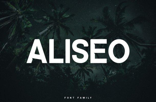 Aliseo Font Family