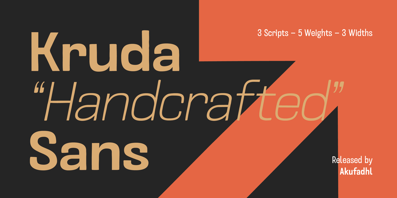 https://www.myfonts.com/fonts/akufadhl/kruda-handcrafted-sans/