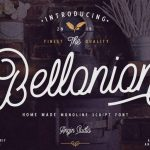 Bellonion Font Duo