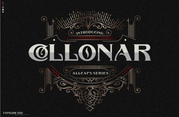 Collonar Typeface