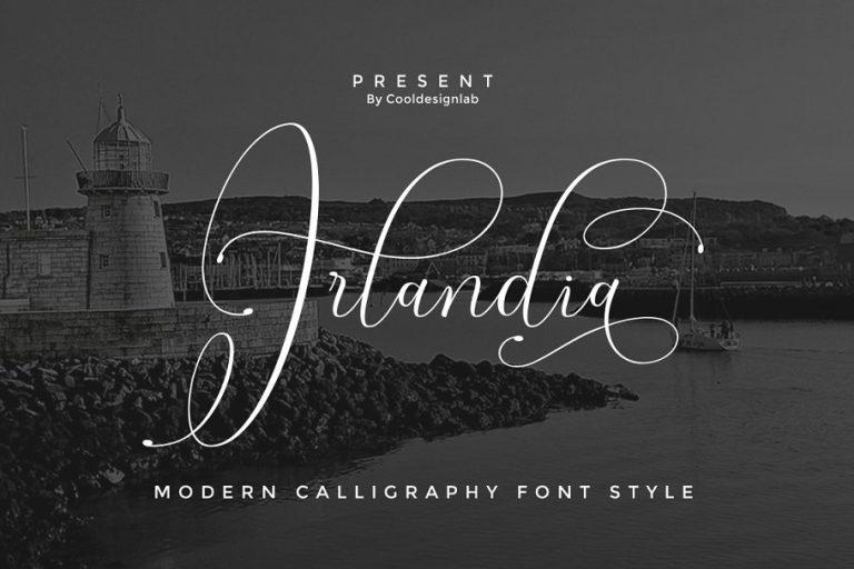 irlandia-calligraphy-font-768x512