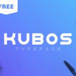 Kubos Display Typeface