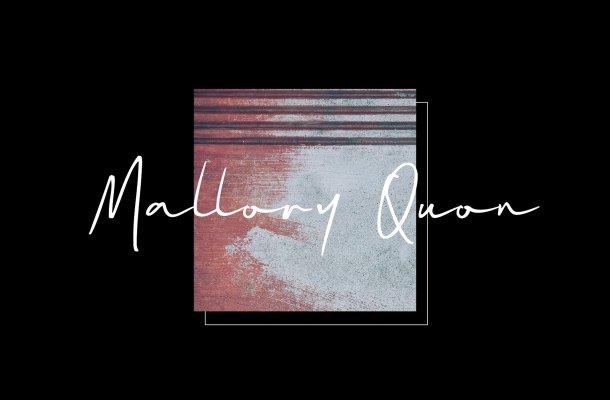 Mallory Quon Signature Font