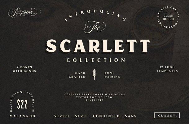Scarlett Font