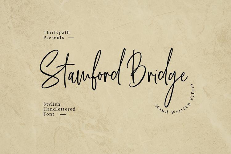 stamford-bridge-script-font